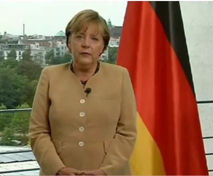 """Schweizer Zeitung: Bizarre Forderung der deutschen Kanzlerin Angela Merkel: """"Wir müssen Migrantengewalt akzeptieren"""""""