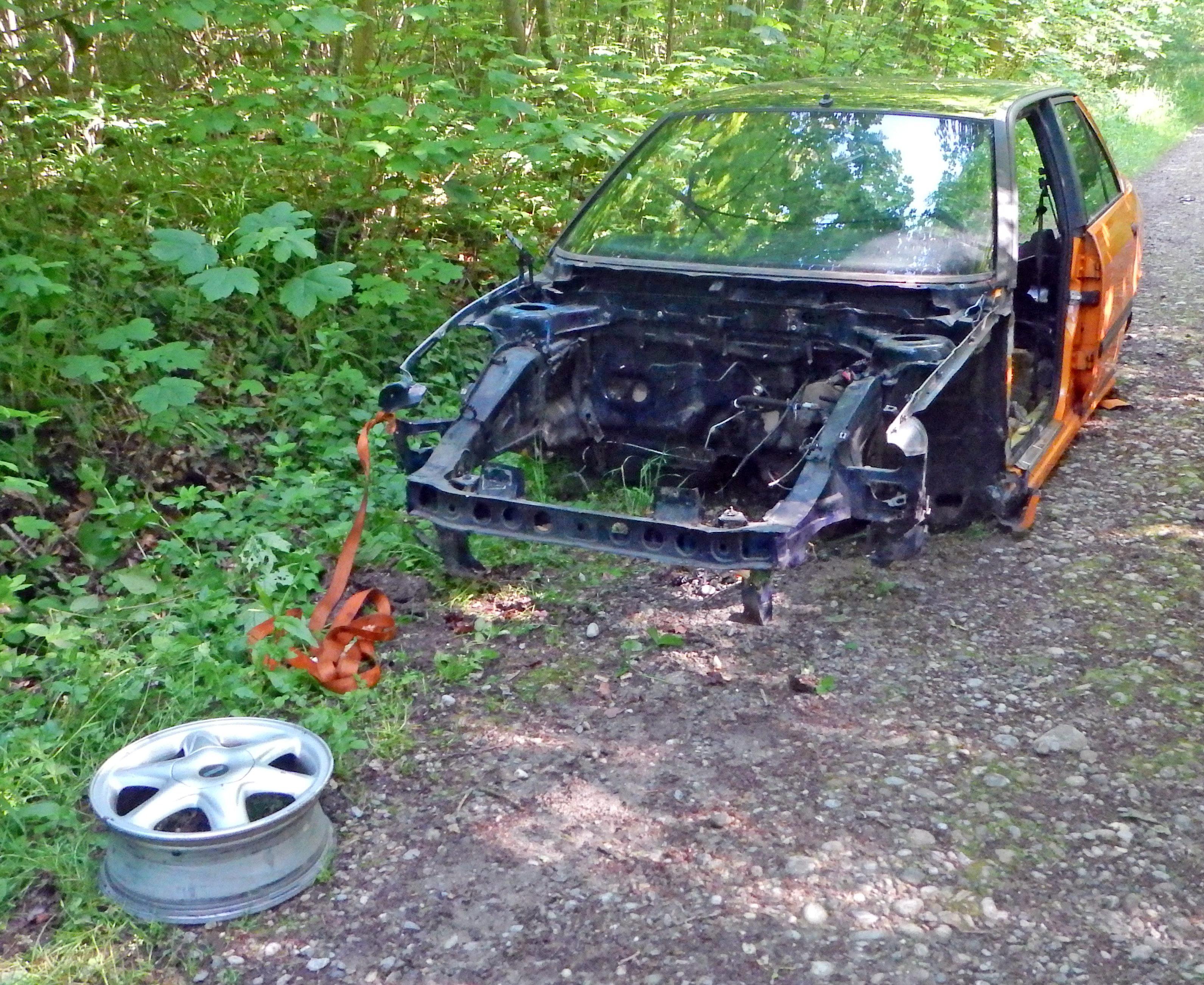 Beste Ein Rahmen Auto Zeitgenössisch - Benutzerdefinierte ...