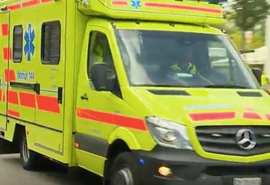 Rorschach SG – Zwei Personen bei Brand in Mehrfamilienhaus verletzt