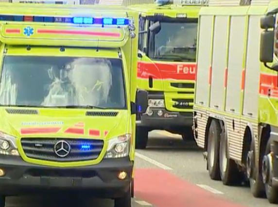 Romanshorn TG – Hoher Sachschaden nach Brand auf Dachterrasse