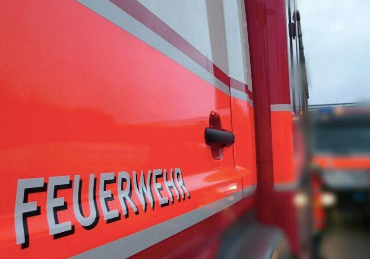 Oberdorf NW – Sachschaden durch Brand in Altpapiercontainer