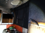 Döttingen AG - Wohnung nach Brand unbewohnbar
