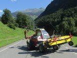 Elm GL - Verkehrsunfall mit landwirtschaftlichem Fahrzeug