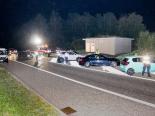 Bezirk Winterthur ZH - 136 Fahrzeuge bei Polizeikontrollen überprüft