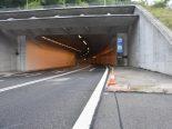 Sachseln OW - Verkehrsunfall auf der Autostrasse A8
