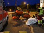Schwerer Unfall in Baar ZG - Drei Jugendliche verletzt
