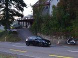 Trogen AR - Unfall zwischen Auto und Roller