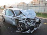 Kaisten AG - Vier Verletzte nach Unfall mit mehreren Autos