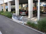 Unfall Appenzell AI - Lenkerin fährt auf Terrasse eines Restaurants