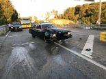 Muttenz BL - Unfall zwischen zwei Autos
