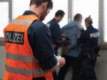 Greppen LU - Mann greift Polizei mit Messer an