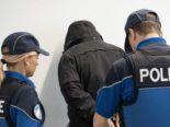 Luzern LU - Einbrecher (20) während Einbruch festgenommen