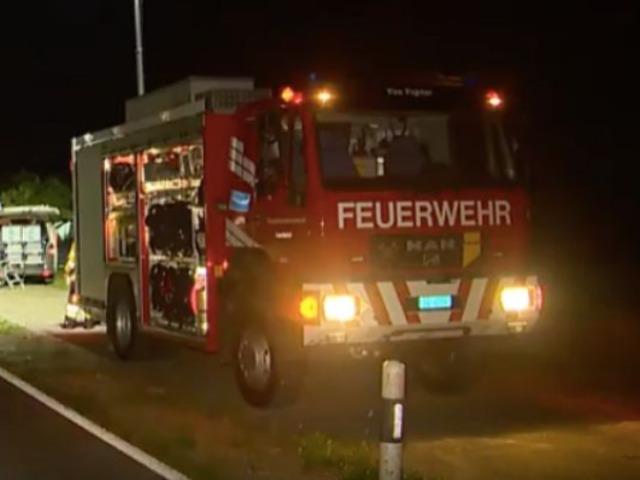 Winterthur ZH – Feuerwehreinsatz bei Restaurant Brand