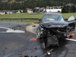 Champfèr GR - Heftiger Unfall nach Sekundenschlaf