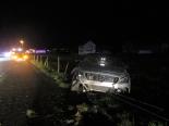 Netstal GL - 23-Jährige verursacht Unfall mit Totalschaden