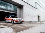 Zug ZG - Streit zwischen Jogger und Autofahrerin