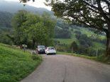 Vekehrsunfall Walchwil ZG - Frontalkollision zwischen zwei Autos