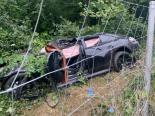 Suhr AG - Autolenkerin (28) nach Selbstunfall auf A1 schwer verletzt