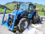 Unfall Appenzell AI - Traktor kollidiert mit Auto