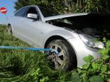 Bilten GL - Lenkerin verursacht Unfall auf A3
