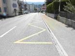 Oberuzwil SG - Autofahrer fährt nach Unfall mit Velofahrer (15) weg