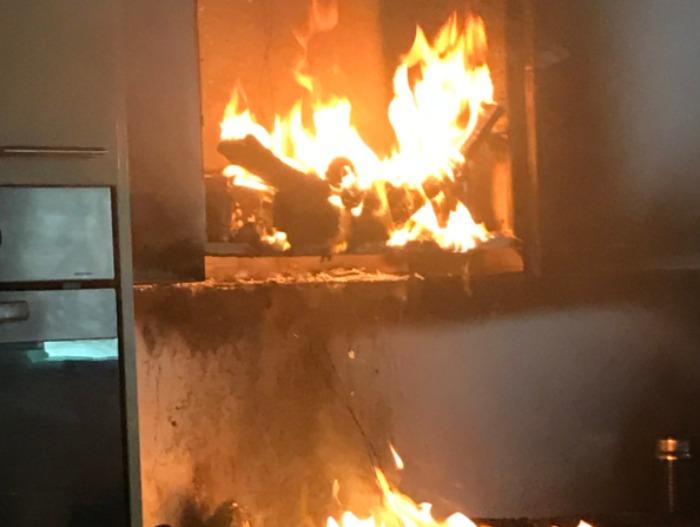 Teufenthal AG – Beträchtlicher Schaden nach Brand