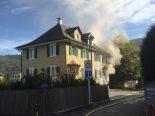 Arlesheim BL - Erheblicher Sachschaden nach Küchenbrand