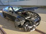 Unfall Rupperswil AG - Neulenker prallt gegen Fassade