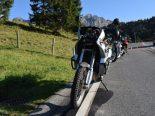 Verkehrsunfall Urnäsch AR - Motorrad stösst in Kurve gegen Auto