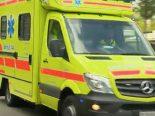 Spiringen UR - Motorradunfall fordert verletzte Person