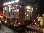Bern BE - Wohnungsbrand in der Engehalde