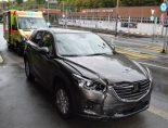 Unfall Herisau AR - Kollision zwischen zwei Autos