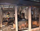 Davos Platz GR - Nächtlicher Wohnzimmerbrand durch Akku