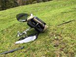 Rickenbach SZ - 8-er Gondel rund 20 Meter abgestürzt