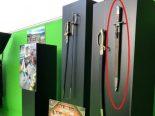 Oftringen AG - Landsgemeinde-Degen aus Ausstellungszelt gestohlen