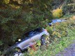 Unfall Klosters-Dorf GR - Frontalkollision zwischen zwei Autos