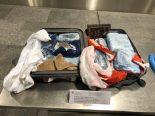 Zürich ZH - Mit 21 Kilogramm Haschisch am Flughafen erwischt