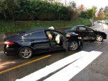 Unfall Ittigen BE - Drei Verletzte