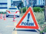 Corminboeuf FR - Unfall zwischen Autolenker und Velofahrer