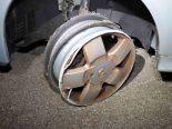 A1, Steinach SG - Alkoholisiert verunfallt und ohne Reifen weitergefahren