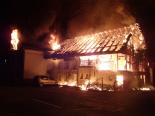 Stetten AG - Mehrfamilienhaus nach Brand komplett zerstört