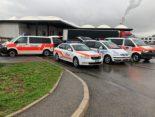 Schwerverkehrskontrolle in Basel-Stadt BS - 62 Fahrzeuge überprüft