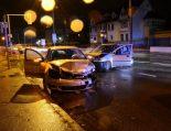 Münchenstein BL - Vier Personen nach Verkehrsunfall im Spital