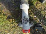 Unfall Niedeurnen GL - Hydrant gerammt und weiter gefahren