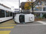 Unfall Oberentfelden AG