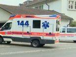 Unfall Schattdorf UR - E-Biker bei Sturz verletzt