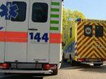 Altenrhein SG - Arbeiter stürzt ab Bahnwagon