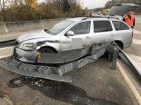 Unfall auf A3 in Pratteln