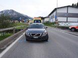 Unfall Cazis GR - Mädchen von Auto erfasst und zu Boden geschleudert