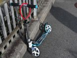 Chur GR - 7-jährige Trottinettfahrerin von Auto angefahren